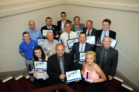 coaching awards 2014